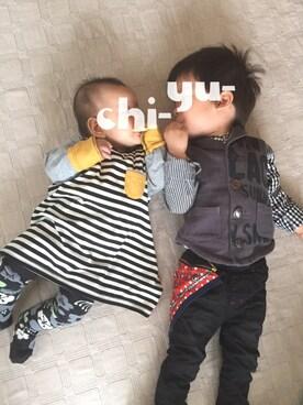 neco&yu-&chi-さんの(JUNK STORE|ブリーズ)を使ったコーディネート