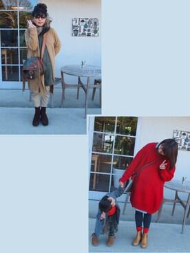 池ヶ谷淑子さんの(DOORS|アーバンリサーチドアーズ)を使ったコーディネート
