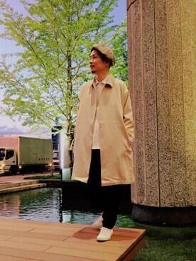 JUNRed グランフロント大阪|fuzeeさんの(JUNRed|ジュンレッド)を使ったコーディネート