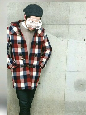 (HYSTERIC GLAMOUR) using this ぼく (ほぼ)エブリデイ古着 looks