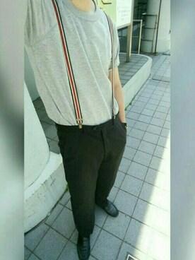 (goa) using this ぼく (ほぼ)エブリデイ古着 looks