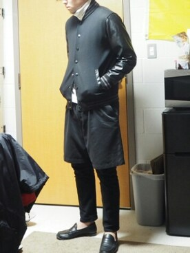 (Right-on) using this ぼく (ほぼ)エブリデイ古着 looks