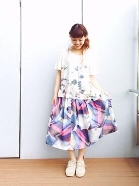 MINNETONKA STORE 名古屋ラシック店|inabaさんの(Minnetonka|ミネトンカ)を使ったコーディネート
