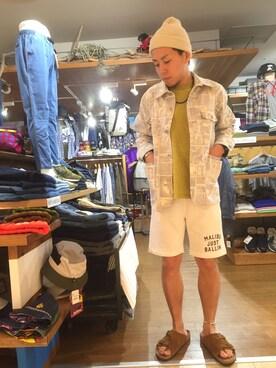 BEAVER名古屋店|funatoさんの(POLeR OUTDOOR STUFF|ポーラーアウトドアスタッフ)を使ったコーディネート
