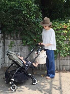 宇佐美 彩さんの(こども ビームス|コドモビームス)を使ったコーディネート