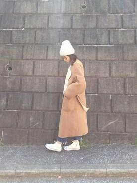 宇佐美 彩さんの(Shinzone|シンゾーン)を使ったコーディネート