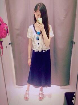(しまむら) using this Nana looks