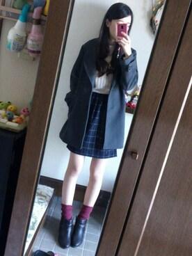 Ayanoさんの「インベルタックスカート(PAGEBOY)」を使ったコーディネート
