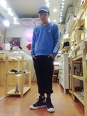 「Polo Ralph Lauren Classic Chino Sports Cap(Polo Ralph Lauren)」 using this Dylan looks