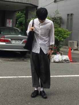 (Red Wing Shoes) using this やまき〜 looks