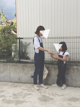 a**koさんの(OSHIMA REI|オオシマ レイ)を使ったコーディネート