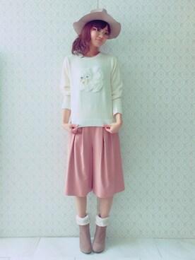 Rose Tiara|eikoさんの(Rose Tiara|ローズティアラ)を使ったコーディネート