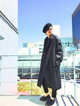 Lui's 神戸店|KOU SUEMATSUさんの(SCHA)を使ったコーディネート