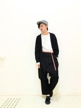 Lui's 神戸店|KOU SUEMATSUさんの(BED J.W. FORD|ベッドフォード)を使ったコーディネート