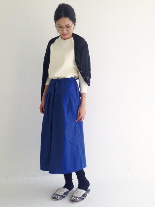 116128e24fe31 フェリシモキッズ(felissimo KIDS)|フェリシモキッズのスカートを使ったコーディネート - WEAR