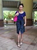 「Bottega Veneta Olimpia intrecciato leather shoulder bag(Bottega Veneta)」 using this rach@ looks