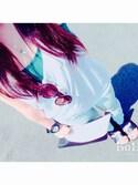 「H&M - Tank Top with Burnout Pattern - White - Ladies(H&M)」 using this Runa. looks
