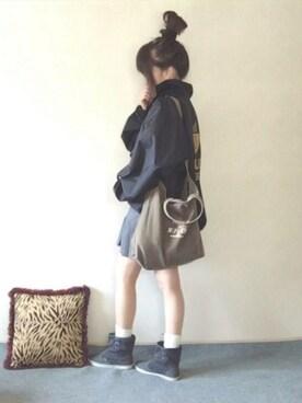 norimamiさんの「リーファー 2WAY トートバッグ(MAISON DE REEFUR)」を使ったコーディネート