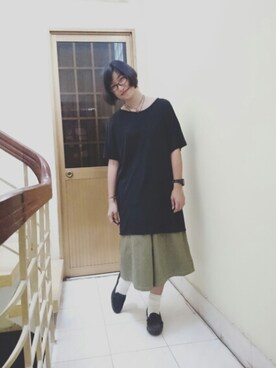 (UNIQLO) using this Thái Vy looks