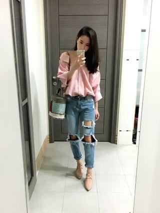 (style'O closet) using this Jasmine:) looks