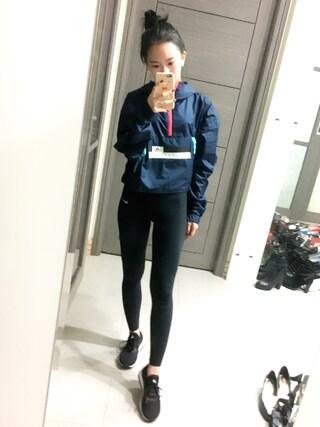 「adidas by Stella McCartney adidas StellaSport Glow Climalite ® Windbreaker(adidas by Stella McCartney)」 using this Jasmine:) looks