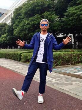 U TAKAMIZUさんの(Palette TOKYO|パレットトーキョー)を使ったコーディネート