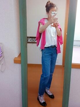 rinnaさんの(カシワバ紫陽花満開💖)を使ったコーディネート