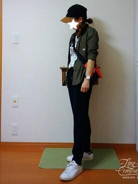 rinnaさんの(adidas originals|アディダスオリジナルス)を使ったコーディネート