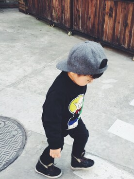 (ZARA KIDS) using this Dino D looks