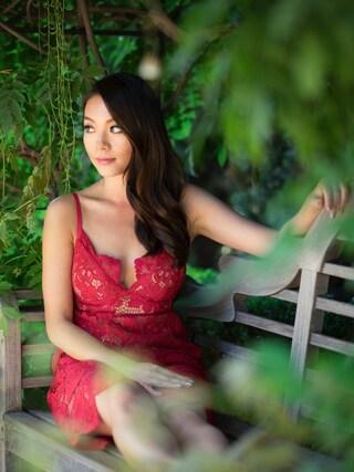 「For Love & Lemons Gianna Dress(For Love & Lemons)」 using this SK looks
