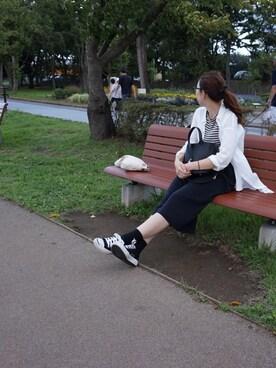 Sachiko**さんの(JEANASIS ジーナシス)を使ったコーディネート