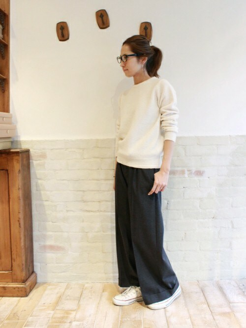 トレンドだから履きたい!ワイドパンツの着こなし講座始めます