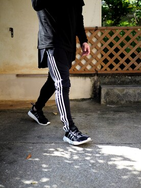 (adidas) using this KAZU looks