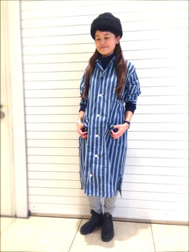 ビームス 吉祥寺|ASAMI OKANOさんの(PHINGERIN|フィンガリン)を使ったコーディネート