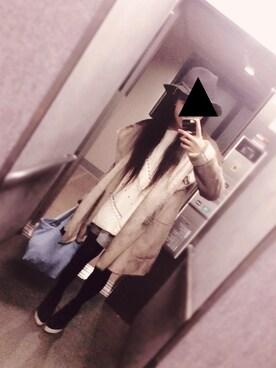 レナ▶︎さんの(X-girl|エックスガール)を使ったコーディネート