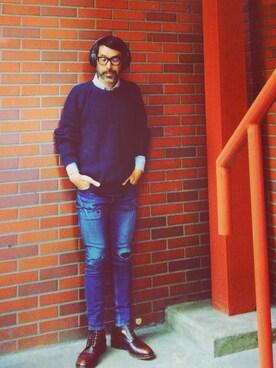 YosaKuginoさんの(MARTIN MARGIELA|マルタンマルジェラ)を使ったコーディネート