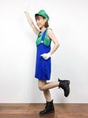 saya☺︎さんの「【コスプレ衣装】イベントコスチューム(Linea storia|リネアストリア)」を使ったコーディネート