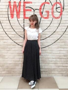 WEGO 新宿ミロード店|どぅさんの(WEGO|ウィゴー)を使ったコーディネート