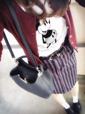 ❣N°ω°さんの「フロッキーアソートTシャツ半袖(heather)」を使ったコーディネート
