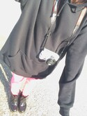 「FOREVER 21 Twill Skinny Pants(Forever 21)」 using this めむ looks