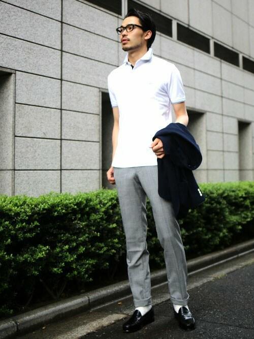 ユニクロのポロシャツを使った大人メンズコーデ術7選!【大人の男性必見】