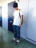 「New Balance Made In USA 990 Bring Back Collection Running Sneaker(New Balance)」 using this kyohei looks