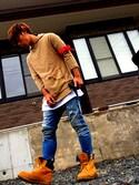 「Gucci Bree Guccissima Leather Zip Around Wallet, Black(Gucci)」 using this Da!k! looks
