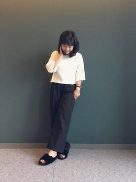 RANDA 本社|akikoさんの(RANDA|ランダ)を使ったコーディネート