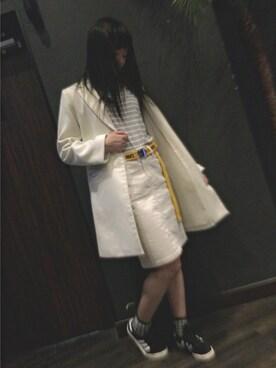 仮面女子さんの(無印良品|ムジルシリョウヒン)を使ったコーディネート