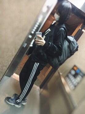 仮面女子さんの(CABIN ZERO|キャビンゼロ)を使ったコーディネート