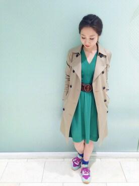 Lily Brown|yukiko yamazakiさんのコーディネート