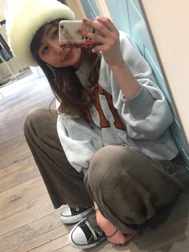 Kawasumi  Tomomiさんの(77circa ナナナナサーカ)を使ったコーディネート
