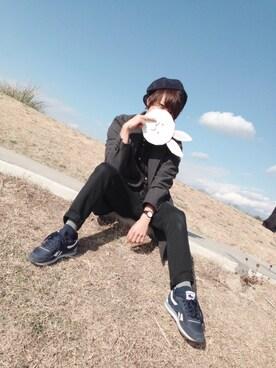 おのでらさんの(KIJIMA TAKAYUKI|キジマ タカユキ)を使ったコーディネート