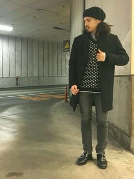 AMERICANRAGCIE(アメリカンラグシー)札幌ステラプレイス店|Kei Kurokiさんの(KURO|クロ)を使ったコーディネート